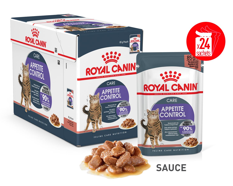 Appetite Control Care en Sauce x24