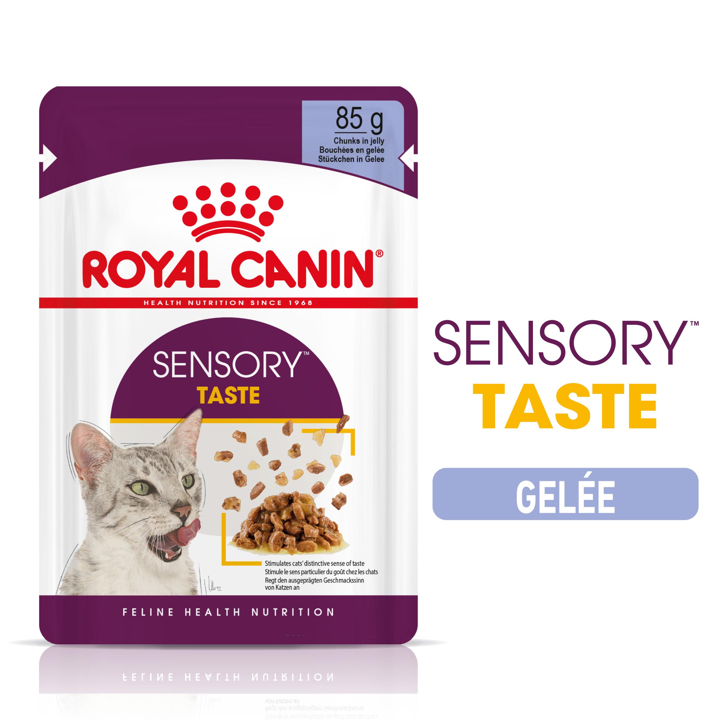 Sensory™ Taste gelée