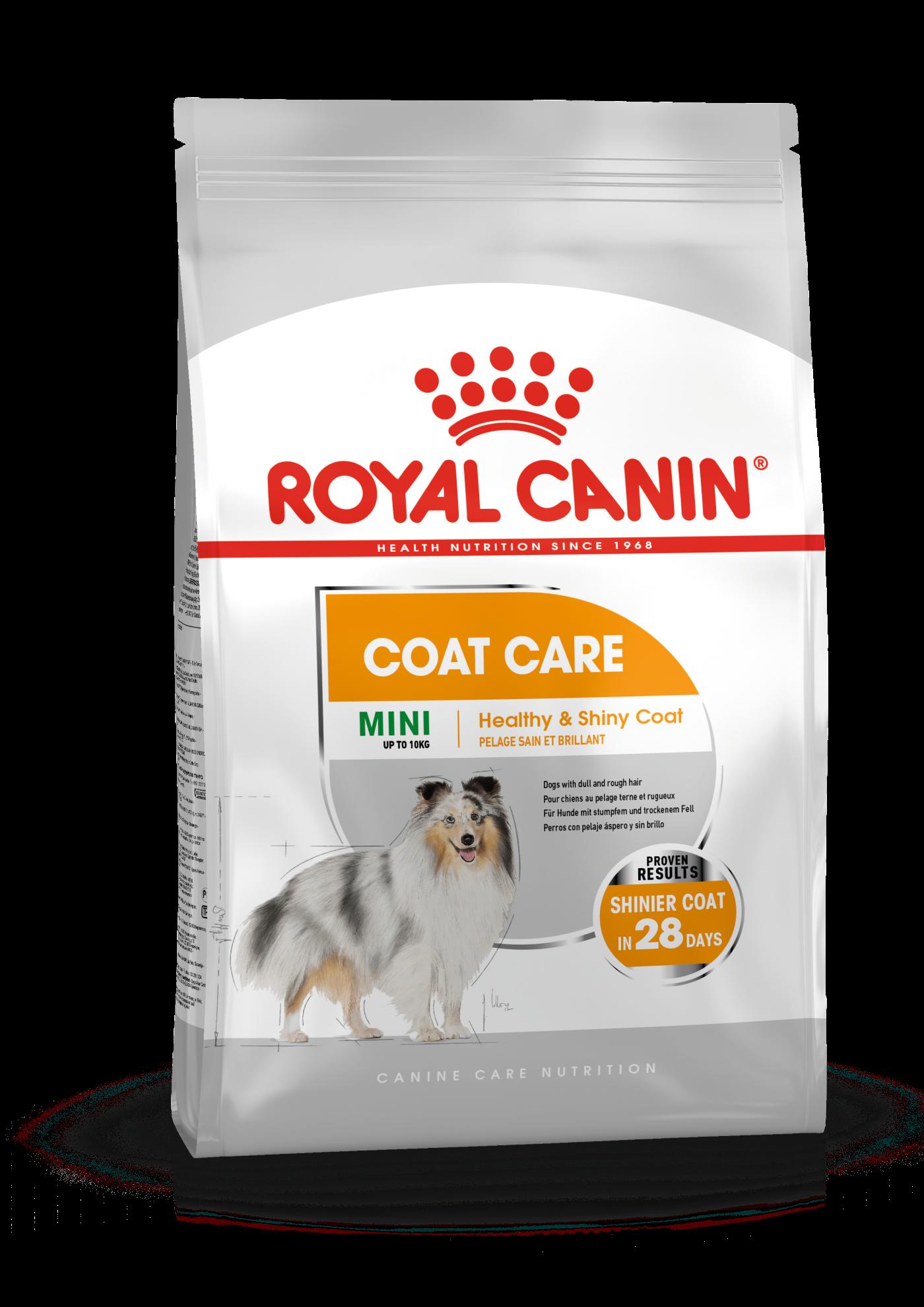 Mini Coat Care