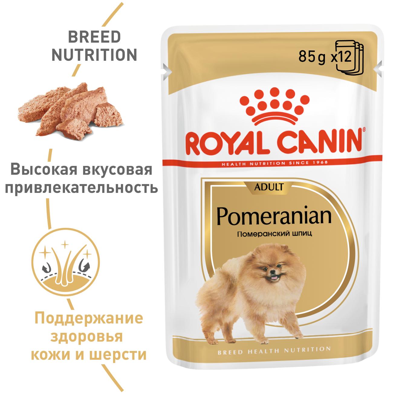 Pomeranian (в паштете)